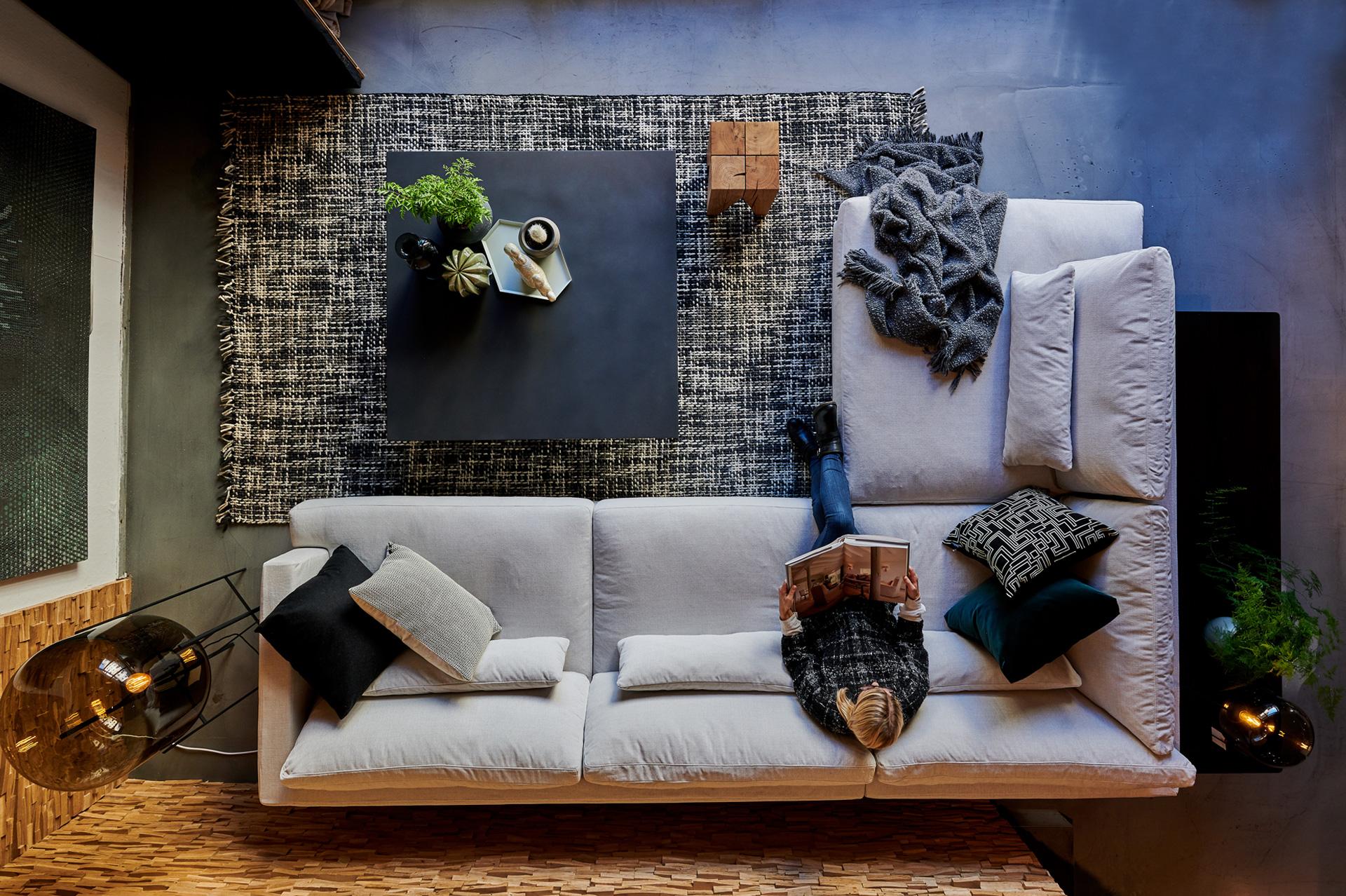 gleitt ren innenausbau einrichtungshaus melior minotti flexform poliform design m bel. Black Bedroom Furniture Sets. Home Design Ideas
